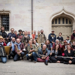 Ze Tribu Brass Band invite Aymeric Avice - Tribu Festival 2017