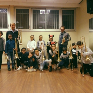 Orchestre des quartiers - MJC Dijon Grésilles